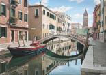 Venezia, Attracco sereno