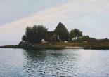Casoni, laguna di Marano