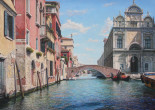 Venice , Campo San Zanipolo
