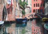 Venezia, Dolci vibrazioni