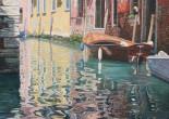 Venice , Bright glare